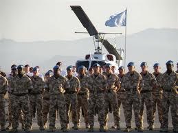 Ειρηνευτική δύναμη Κύπρου